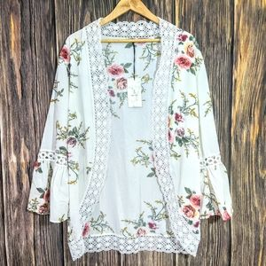 And The Why Boho Kimono